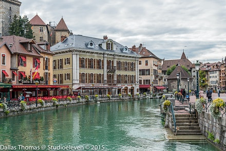 Old Annecy - Edit 1475