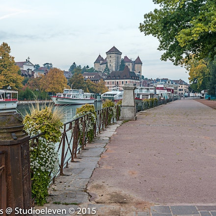Musee Chateau in the distance - 1551-Edit