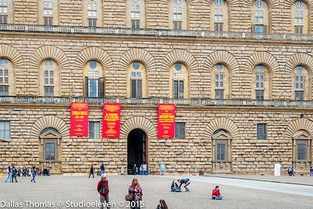 Pitti Palace - 3490-Edit