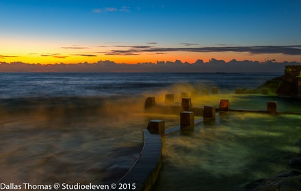 Coogee Pool Sunrise_DJT7931-Edit