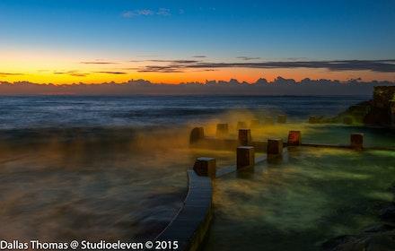 Coogee Pool Sunrise_DJT7931-Edit
