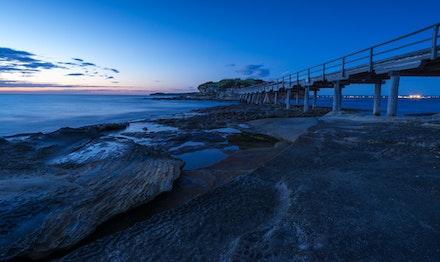 2014 Sunrise Bare Island