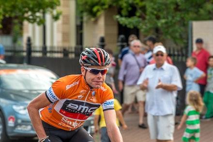 2014 Cadel Evans at the Tour Down under - 2011 Tour de France Winner