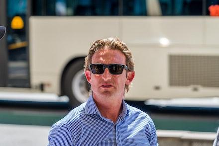 Oricca Greenedge Director Sportif Matt White