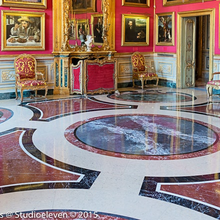 2015 Rome - Palazzo Colonna - Palazzo Colonna is one of the oldest and largest private palaces of Rome.