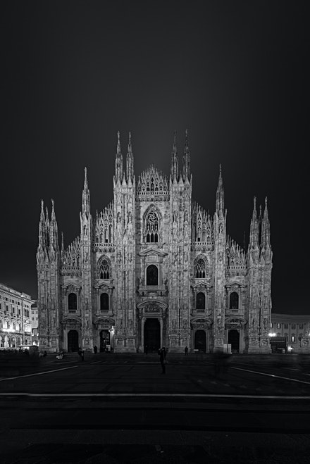 125 Milan Day 3 091215-5390-Edit - Duomo Milan, Italy