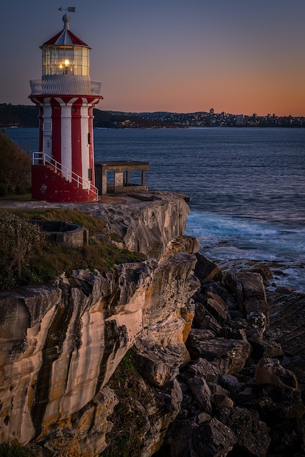 074 South Head 30-07-16-9966-Edit - Hornby Lighthouse South Head