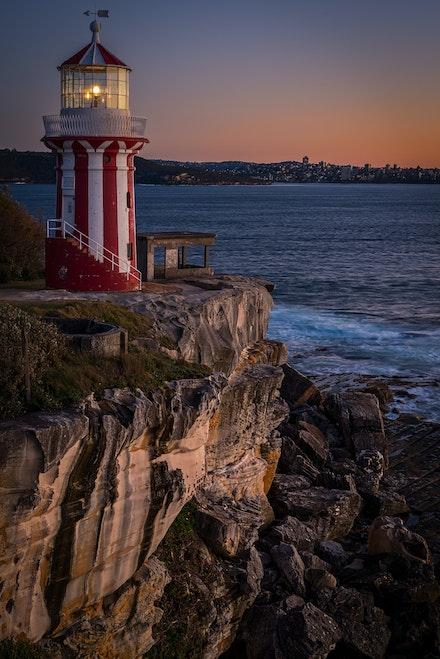 074 South Head 30-07-16-9966-Edit - Hornby Lighthouse South Head