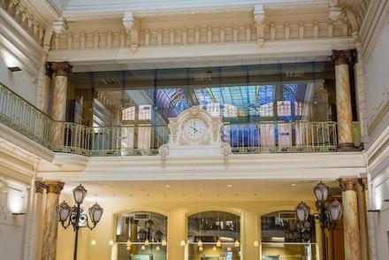 053 Nancy 011015-1119 - Inside the BNP Bank In Nancy, France