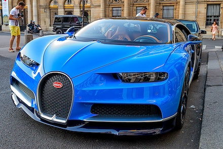 099 - Paris - 1st Louvre - 07-09-16-8706-Edit - Bugatti Chrion this must be on the first ones!