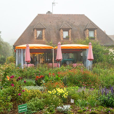 2016 Giverny - Normandy - Giverny is a village in the Upper Normandy region of northern France. It's known as the place where painter Claude Monet lived...