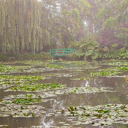 126 - Giverny - 21-09-16-0568-Edit - The famous bridge
