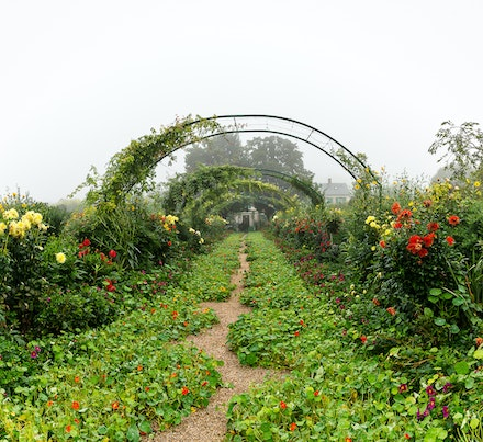 126 - Giverny - 21-09-16-0618-Pano-Edit - Part of the garden