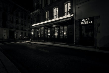 173 - Paris - 3rd - 19-10-16-1116-Edit - Cafe des Musses in 3rd in Paris