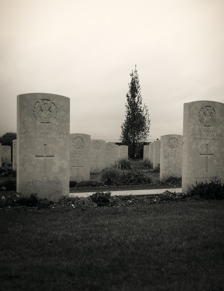 205 - Villers - 091116-2126-Edit - Taken on 09 November on a wet, cold miserable day, I could not imagine what it was like to be involved in combat in...