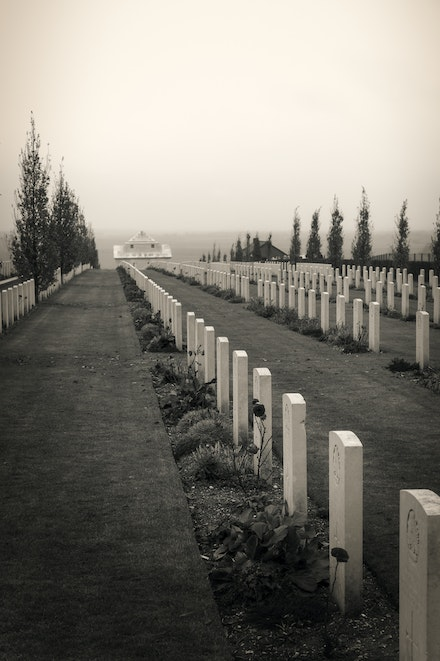 205 - Villers - 091116-2138-Edit - Taken on 09 November on a wet, cold miserable day, I could not imagine what it was like to be involved in combat in...