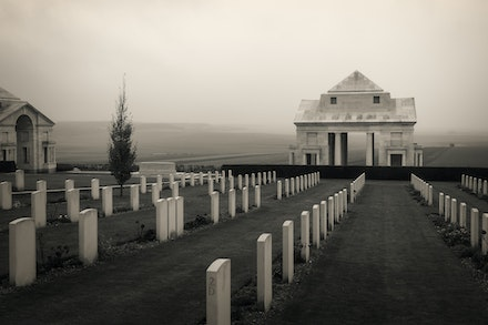 205 - Villers - 091116-2162-Edit - Taken on 09 November on a wet, cold miserable day, I could not imagine what it was like to be involved in combat in...