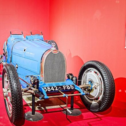 2016 Mulhouse - Alsace - Mulhouse is famous for its museums, especially the Cité de l'Automobile (also known as Musée national de l'automobile) and the...