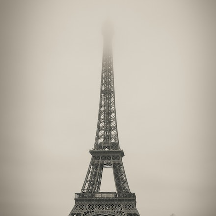 2017 Black & White Paris - My take on Paris in Black & White
