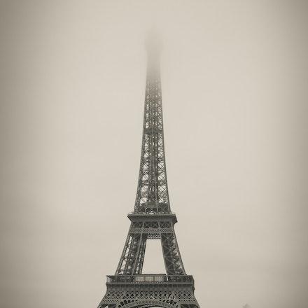 2017 Black & White Paris - My take on Paris in Black & White