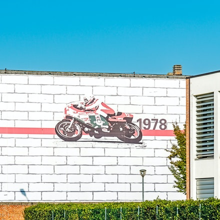 2015 Ducati Museum Bologna