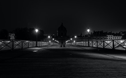 183 - Paris - 1st - 27-10-16-1125-Edit - Early Monring at Pont des Art