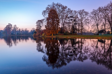 222 - Paris - 12th - 271116-1515-Edit-Edit - Dawn Sunday morning at Bois de Vincennes