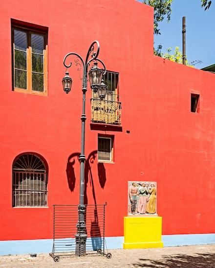 265 - Buenos Aires - La Bocca 101117-1370-Edit - La Booca, Buenos Aires