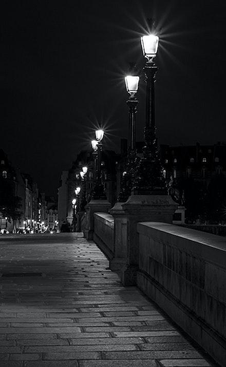 042 Paris Day 10 210915-0436-Edit - Pont Neuf taken in september 2016.