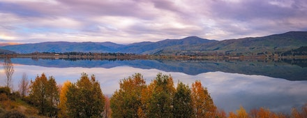 071 - Lake Dunstan - 1105018-0270-Pano-Edit - This  image is made up of 16 shots using a 50mm lens