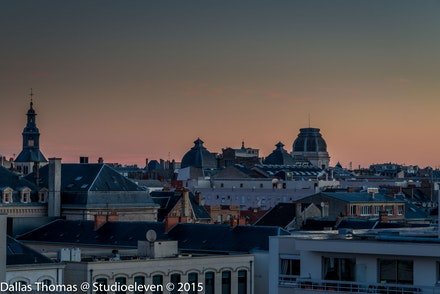 Sunrise in Reims - 0994
