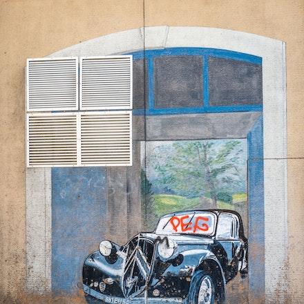 Classic Street Art - 1131