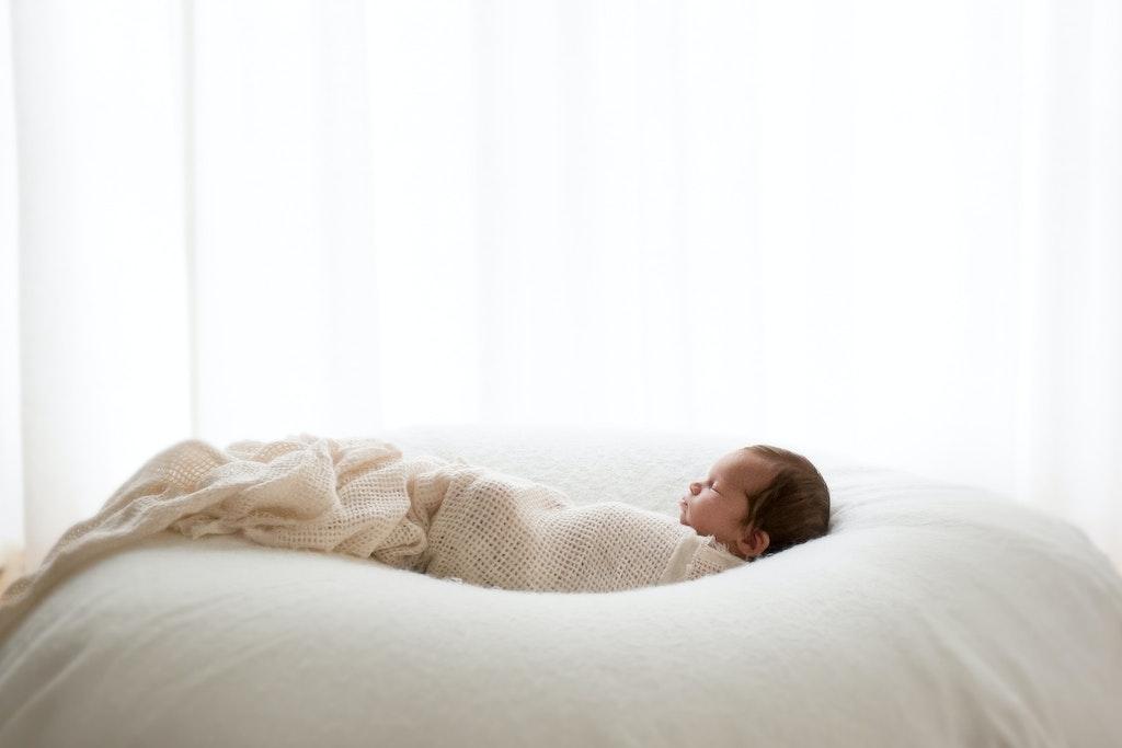 Scarlett Evins Newborn -9
