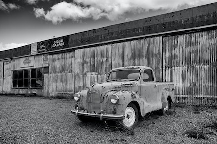 Seen Better Days - The past still on display at Orroroo, SouthAustralia