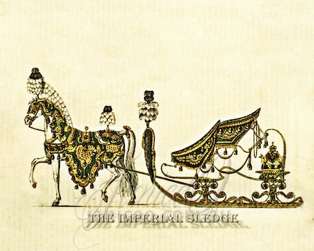 the_imperial_sledge - This image is reproduced from a public domain publication, advertisement, or vintage print. It has been retouched.