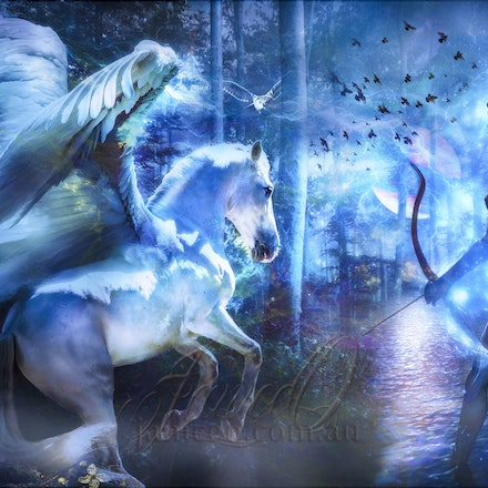 Art of Fantasy - In a world of harsh reality, fantasy becomes the dream...