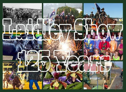 Laidley Show Society - A collage of images to celebrate the 125th Annual show in 2015.