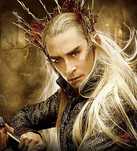 My new obsession _ Thranduil - The Hobbit Trilogy