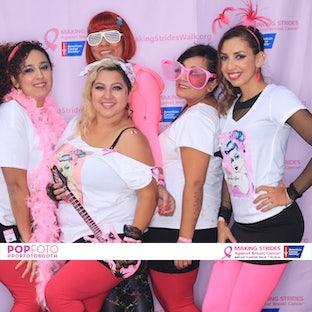 2016 Making Srides of Los Angeles - Breast Cancer Walk