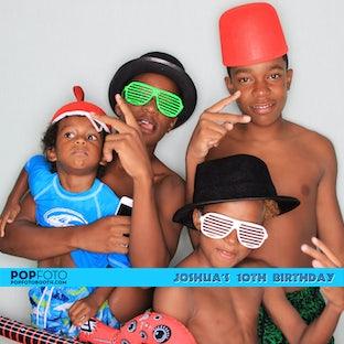 Joshua's 10th Birthday