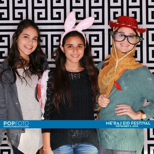 Me'raj Academy - EID Festival 2014