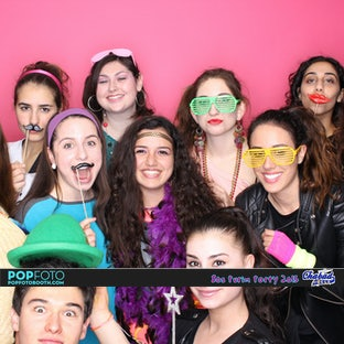 Chabad @ UCLA - 80's Purim Party 2015