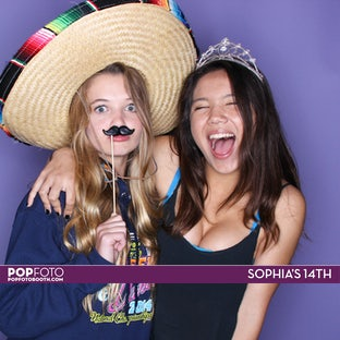 Sophia's Birthday