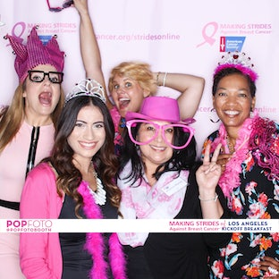 Making Strides of Los Angeles - Kickoff Breakfast 2015