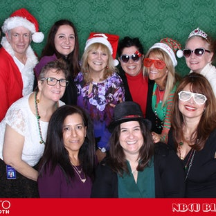 NBC Universal Holiday Party 2015