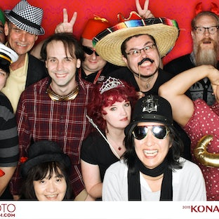 Konami Holiday Party 2015