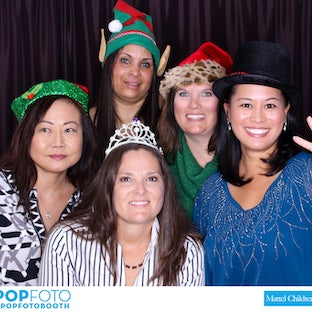 Mattel Children's Hospital Holiday Party 2015
