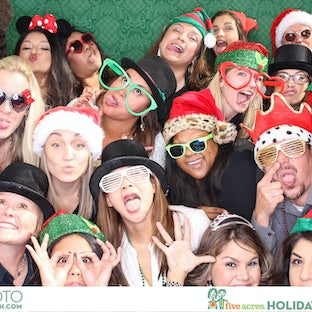 Five Acres Holiday Party 2015