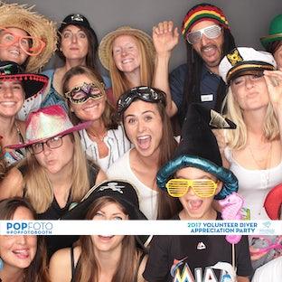 AOTP Diver Party 2017