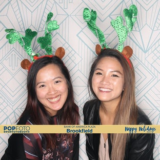 2017 Bank of America Plaza Holiday Party